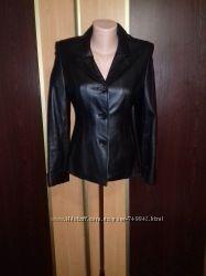 Куртка кожаная Ludanyang
