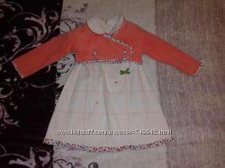 Детское платье  болеро Moda infantil yoedu