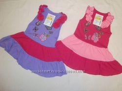Новые красивые платья на лето для девочки с р. 86 - 98. Цена снижена