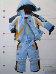 Термокомбинезон 2 в 1 фирмы ТСМ для мальчика с р. 104