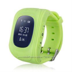 Детские умные часы wonlex с GPS трекером Smart Baby Watch Q50