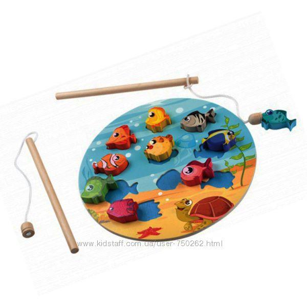 детский мир магнитная рыбалка