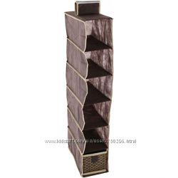 Органайзер подвесной для вещей  коричневый