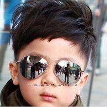 Качественные Детские солнцезащитные очки Roy Bon