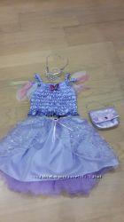 Карнавальный костюм бабочки с крыльями для девочки на 5-6 лет