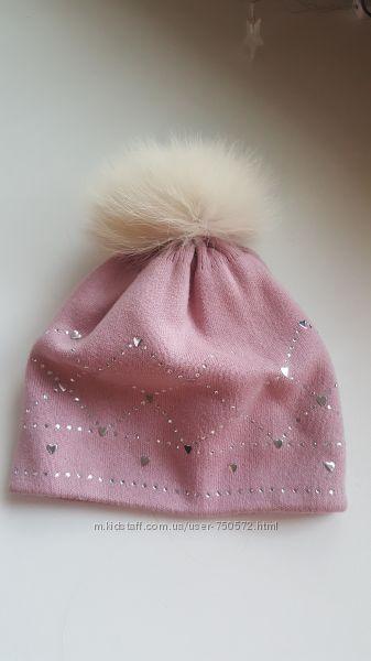 Зимняя шапка David&acutes Star р. 52