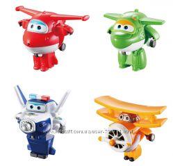 Супер крылья - Джетт и его друзья - Самолеты-трансформеры Джет. Мира. Альбе