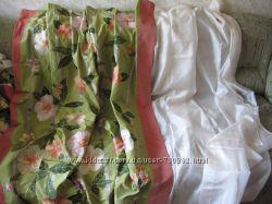 Новая штора, тюль, скатерть и салфетки