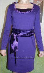 Платье зима 38-40 размер