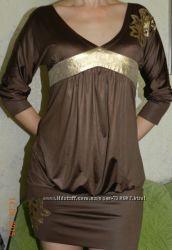 Туника платье беременным
