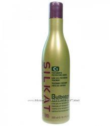 Активный шампунь для профилактики выпадения волос BES Silkat Bulboton