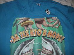 мужские футболки с надписью с двух сторон