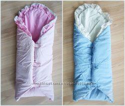 Одеяло ватное, одеяло-конверт на липучках