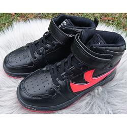 Демісезонні черевики, високі кросівки для хлопчиків