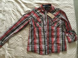 Рубашка оригинал jack jones размер м