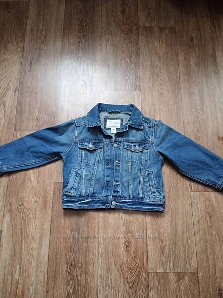 Джинсовая куртка children place