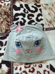 Деми шапочка на весну для малышки
