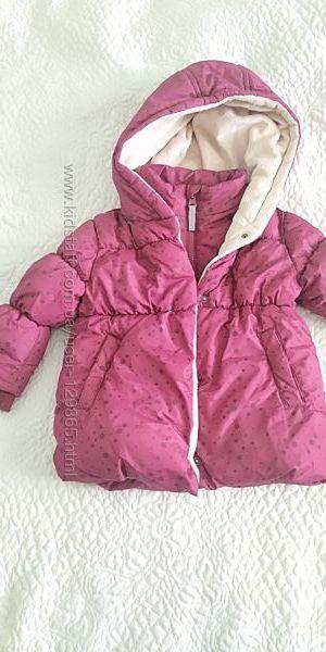 Куртка тополино 86р