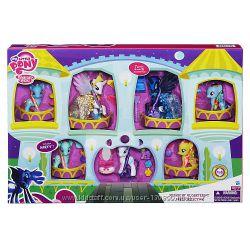 Набор из 7 фигурок пони My Little Pony Friendship