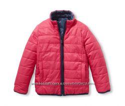 ТСМ Tchibo Германия куртка двусторонняя демисезон 122-128см Чибо