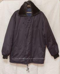 мужская теплая куртка, р. 54-56