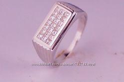 Золотое кольцо 750 с бриллиантами 0, 97кт.