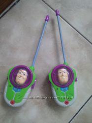 Рация, переговорное устройство История игрушек Disney Pixar, imc Toys.