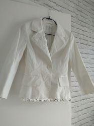 Пиджак фактурный H&M р. 34