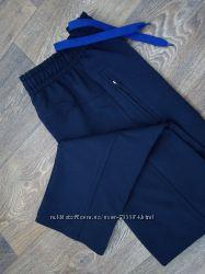 Спортивные брюки штаны мужские синие