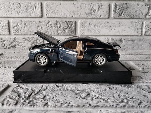 Новинка Коллекционнаямашинка Rolls Royce Wright Роллс Ройс 132 свет, зв