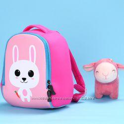 Детский рюкзак для девочки. Неопрен
