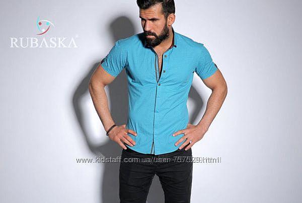 Стильная рубашка Турция р. S