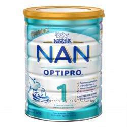 NAN молочная смесь 800гр