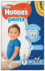 Трусики подгузники Huggies