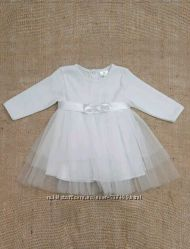 Платье снежинка на 1. 5 2 года