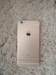 Продам Iphone 6 Gold Neverlock оригинал