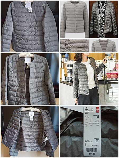 куртка жакет  Uniqlo usa L
