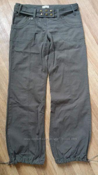 Новые коттоновые брюки. ZOE