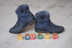 Осінні черевички-ковбойки clarks розмір 30 12g устілка 19, 5 см