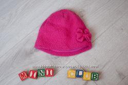Тепла зимова шапочка 3-6 років mini club
