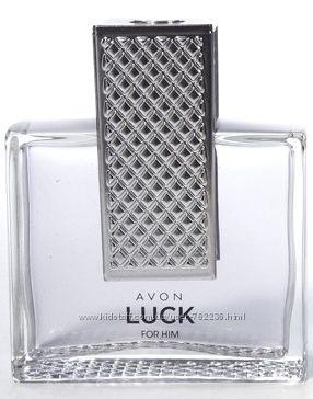 Мужская туалетная вода Avon Luck, Aspire, Segno, Absolute, Maxime