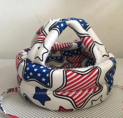 Защитный противоударный шлем для малыша, разные цвета и модели
