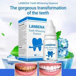 Средство для отбеливания зубов Lanbena, отбеливание зубов