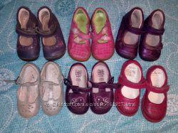 Наши туфли clarks и next 3р и 4р в идеальном состоянии