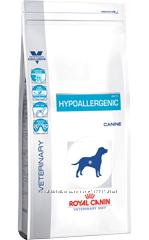 Royal Canin HYPOALLERGENIC  Роял Канин Гипоаллергеник