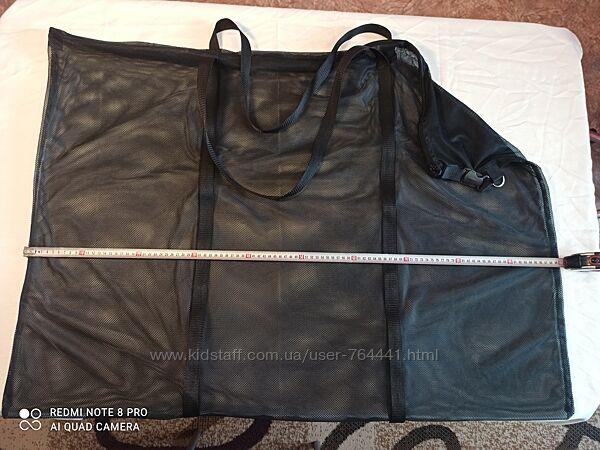 Мешок для хранения/сумка для взвешивания карпа. 2в1