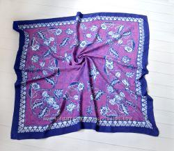 Хлопковый платок, шарф, косынка