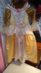Нарядное карнавальное платье для девочки