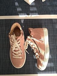 Новые ботинки Joules, хайтопы 32/20 см