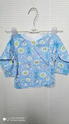 Детская распашонка для новорожденного в ассортименте фото 4 Детская распаш